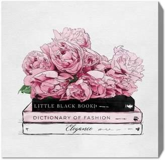 Oliver Gal Roses & Elegance Canvas Wall Art