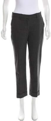 Reed Krakoff Mid-Rise Wool Pants