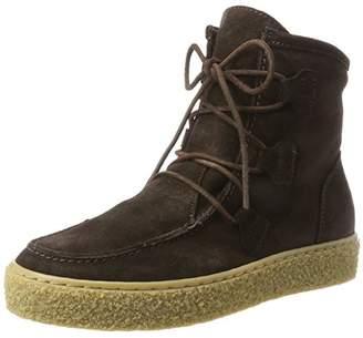 Ca Shott Ca'shott Women A18110 Moccasin Boots Brown Size: