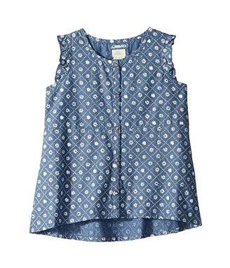O'Neill Kids Bando Woven Top (Toddler/Little Kids)