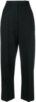Helmut Lang high waist tailored trousers