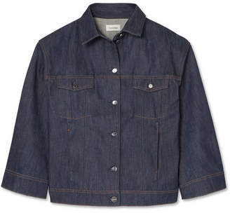 Totême Denim Jacket - Dark denim