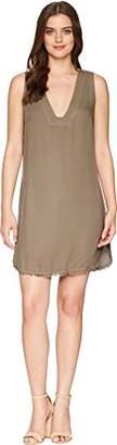 Splendid Women's Vneck Tunic Dress