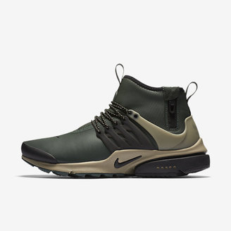 Nike Air Presto Mid Utility Men's Shoe $140 thestylecure.com