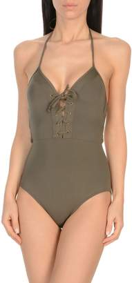 Jets One-piece swimsuits - Item 47217840LV