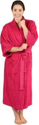 bf8a423929499 TexereSilk Women s Luxury Terry Cloth Bathrobe - Bamboo Viscose Robe by  Texere (Ecovaganza