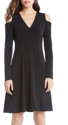 Karen Kane Cold Shoulder Dress