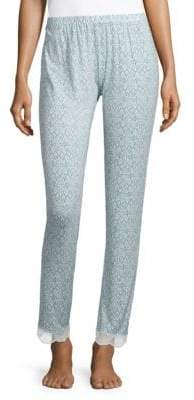 Eberjey Printed Slim Pants