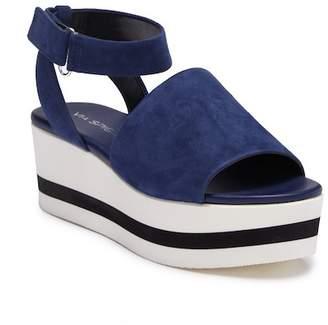 Via Spiga Nirvelli Ankle Strap Platform Sandal