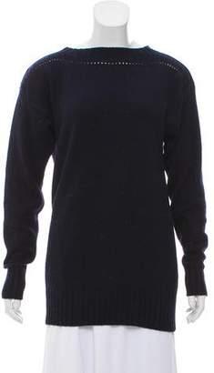 Etoile Isabel Marant Bateau-Neck Wool Sweater