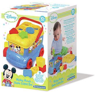 Disney Baby Shape Sorter Bus