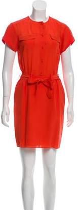 Derek Lam Mini Shirt Dress