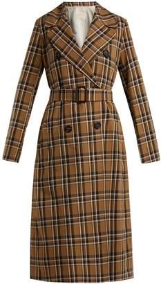 Max Mara S Finanza trench coat