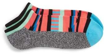 Stripe Low Cut Socks