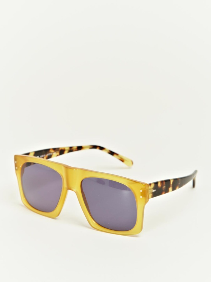 Illesteva Unisex Evelyn Sunglasses