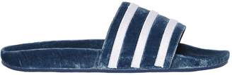 adidas Adilette Velvet Slide Sandals