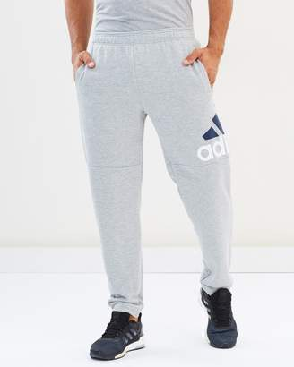 adidas Essentials Logo French Terry Pants