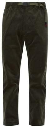 Gramicci Cotton Blend Corduroy Trousers - Mens - Khaki