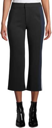 Rachel Roy Gwen Cropped Pants W/Stripe