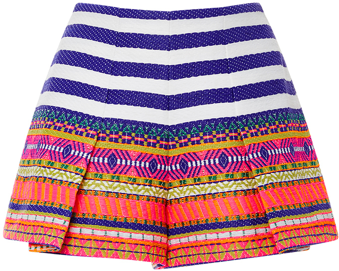AlexisAlexis Karly Pleated Shorts