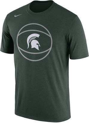 Nike Men's Michigan State Spartans Legend Bball T-Shirt