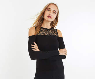 Oasis CORDED LACE JUMPER