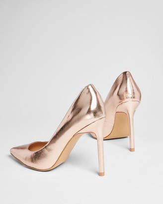 Express Thin Heel Pumps