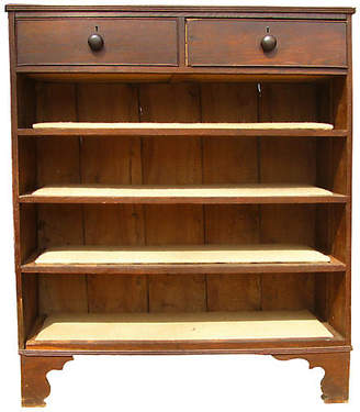 One Kings Lane Vintage Antique English Country Dresser