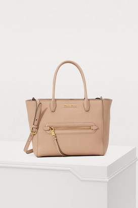 Miu Miu Madras small tote bag