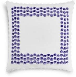Sky Confetti Floral Euro Sham, Pair - 100% Exclusive