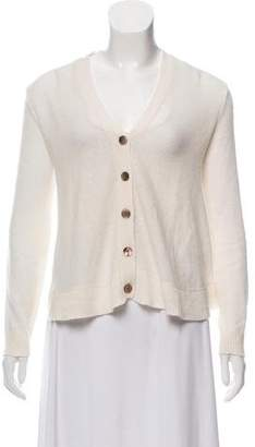 Minnie Rose Lightweight Cashmere Cardigan