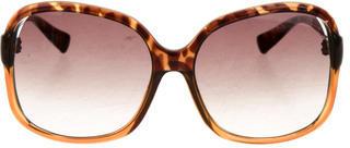 Marc Jacobs Oversize Gradient Sunglasses $65 thestylecure.com