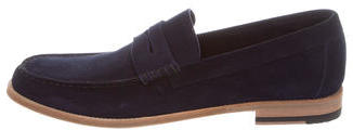 Paul SmithPS by Paul Smith Suede Penny Loafers