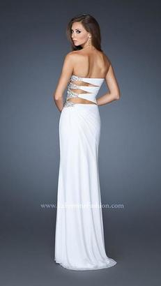 La Femme - 18771 Prom Dress $198 thestylecure.com