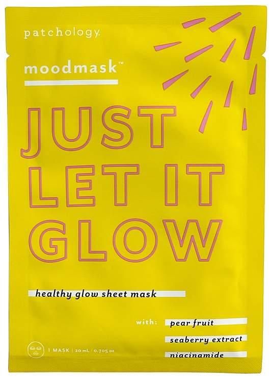 Patchology Moodmask Just Let It Glow Sheet Mask