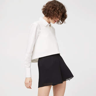 Club Monaco Katya Pleated Short