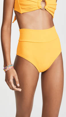 Montce Swim High Rise Bikini Bottom