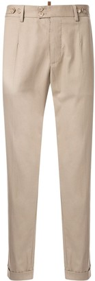 Dolce & Gabbana cropped chino trousers