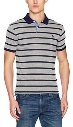Ralph Lauren Men's Short Sleeve-Knit T-Shirt,(Size: 42)