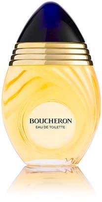 Boucheron Pour Femme Eau de Toilette Natural Spray, 3.3 oz