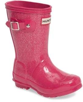Hunter 'Original Glitter' Rain Boot