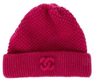 eb0f9087f75 Burgundy Cashmere Hat - ShopStyle