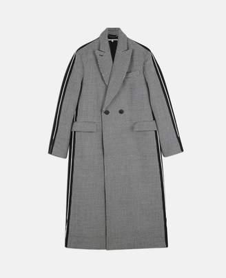 Stella McCartney chana two-tone coat