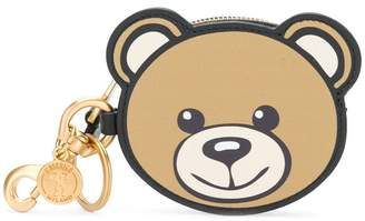 Moschino Toy bear keyring