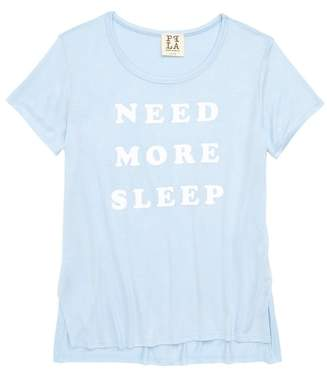 Ppla Need More Sleep Tee