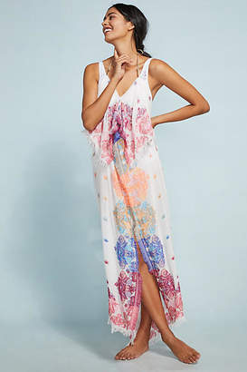 Lots of Love Pool to Party Caftan Dress