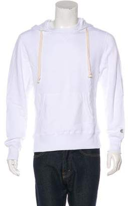 Todd Snyder x Champion Hooded Crew Neck Sweater