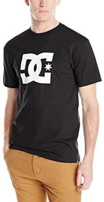 DC Men's Star Short Sleeve