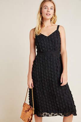 Eva Franco Hanya Textured Mini Dress