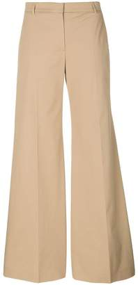 Burberry wide-leg trousers